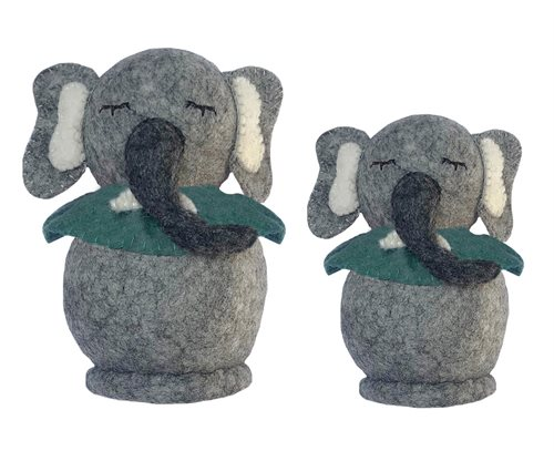 Elefant, Dusty Green